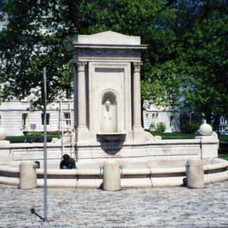 Lord Memorial Fountain