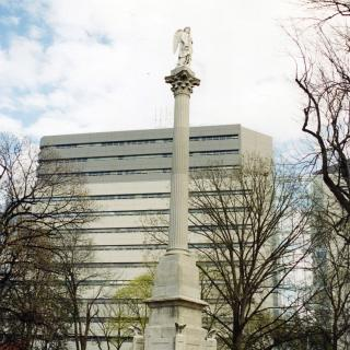 Mexican War Monument
